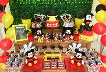Festa Mickey / Procurando fofuras para a sua festa? Na nossa loja tem! http://loja.danifestas.com.br/