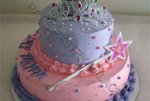 Birthday Cake Ideas / by Jessica Karlonas