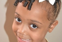 Hairstyles for my princess