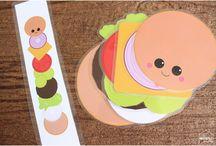 Busy Bins For Kindergarten