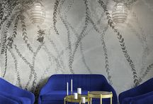 designer wallpaper mural