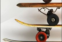 Skateboard (Retro)