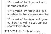 Writing Funnies