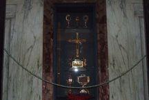 Saints alive! / Relics, relics, relics!!!