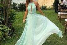 Vestido Madrinha♥️