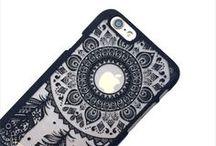 My cases!