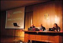 """II Congresso Internacional """" Crime, Justiça e Sociedade"""" / II Congresso Internacional """" Crime, Justiça e Sociedade"""" Instituto Criap - Universidade Fernando Pessoa Auditório, 27 e 28 de Março 2014"""