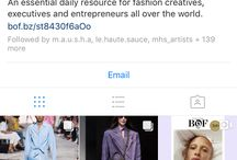 Fashion News Updates - IG Feeds