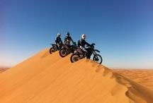 Marruecos en moto Enduro