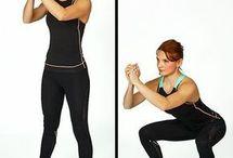 упражнения. фитнес