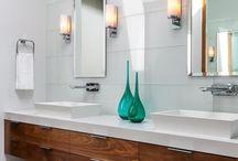 mesadas baño