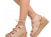 lace up, yes please! / lace up fashion , all kinds , all heights, but... lace up please!
