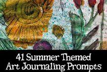Art journal / by Tyra Babington