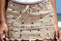 bikinis crochet