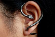 Ear Jewelry / by Marvelous With Marti