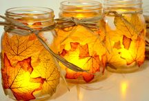 Fall Crafts and Decor / Everything we love about fall!  / by Country Living Magazine