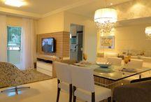 dinner room / Salas de jantar, mesas, decoração..