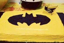batman cakes / by Chris Cunningham