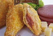 Variant Rasa Royal Sandwich