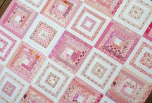 pink quilts / by Suzi Fire