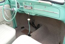 Vintage car love
