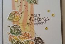 Thoughtful Branches Stamp Set & Beautiful Branches Thinlits
