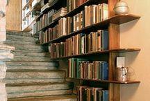 Home office/bookshelves