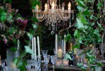 Midsummer Fairy Tale Garden