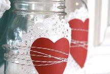 Dia dos Namorados / Faça você mesmo com tema Dia dos Namorados