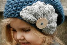 Hats, hats, hats (and scarves) / Links to patterns and images for inspiration