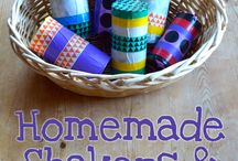 Kids Projects / by Crystal Malpica