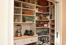Pantry / Laundry Room Ideas / Redesigning space