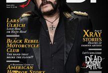 Burst Magazine / Isuue-cover