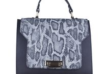 Animal Prints / Sexy meets style and elegance with our range of animal print handbags. Get a little wild with these!