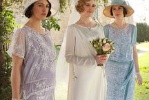 Fashion - Downton Abbey / by Beth Stone