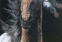 Horses, Beautiful Horses! / by Sharon Whitaker