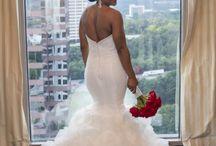 BLACK BRIDE/GROOM (INSPIRATION) / Wedding inspiration; appreciating beauty