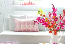 Floral homes