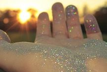all things glittery