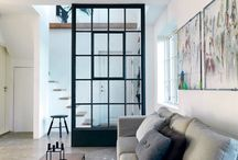 Glass doors / partitions