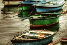 Ships and Boats / by Howard Esser