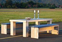 WITTEKIND Esstisch 6 + 2 / Er ist Ihr idealer Partner für eine kleinere Terrasse oder eine Party im engeren Kreise. Der WITTEKIND Esstisch 6+2 vereint alle Vorteile seines großen Bruders, des Esstisches 8+2, mit leicht kompakteren Maßen.