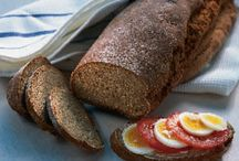 Recept, brödbak