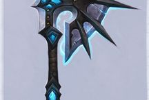 WoW Style Weapons and more
