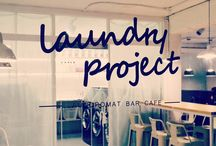 Laundry Project Seoul / 78 ,Sinheung-ro   Yongsan-gu  Seoul, Republic of Korea (zipcode:140-841)  www.facebook.com/laundryseoul