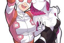 SUPA /   Marvel and dc