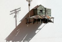 maisons miniature