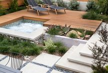 Design backyard