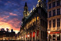 Brussels / Travelling
