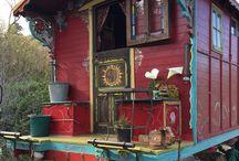 gypsy wagon・caravan